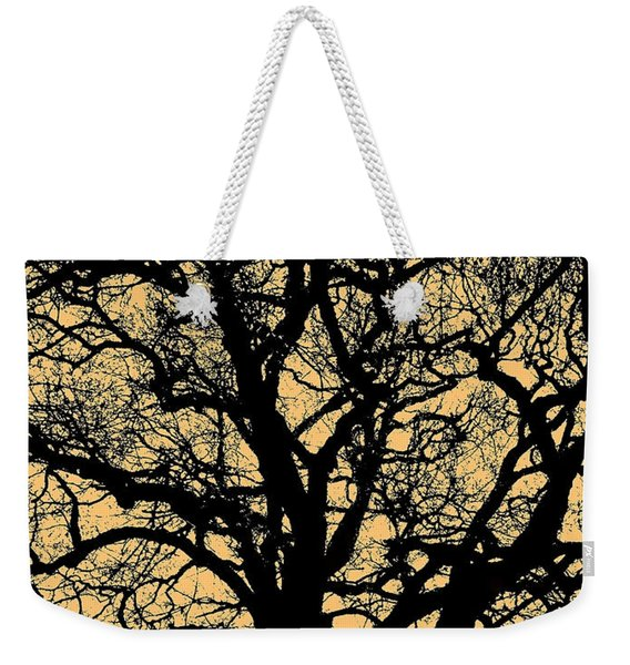 My Friend - The Tree ... Weekender Tote Bag