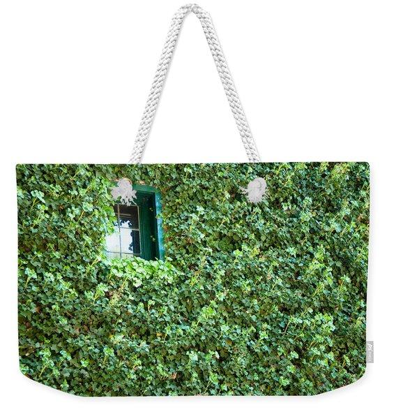 Napa Wine Cellar Window Weekender Tote Bag