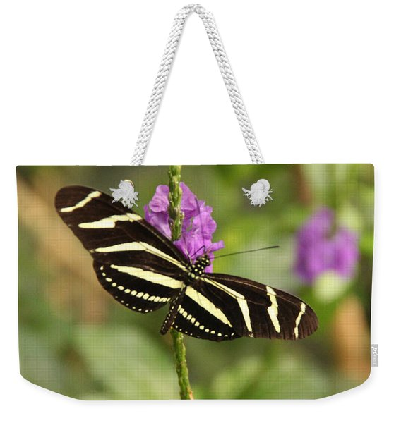 Natures Art Weekender Tote Bag