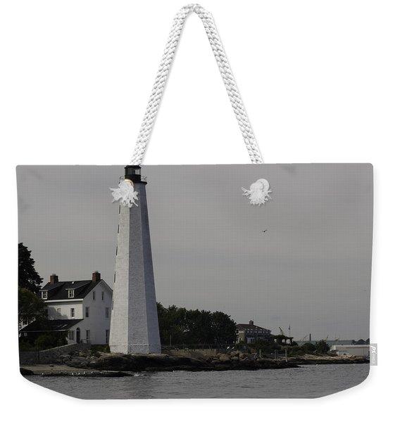New London Light Weekender Tote Bag