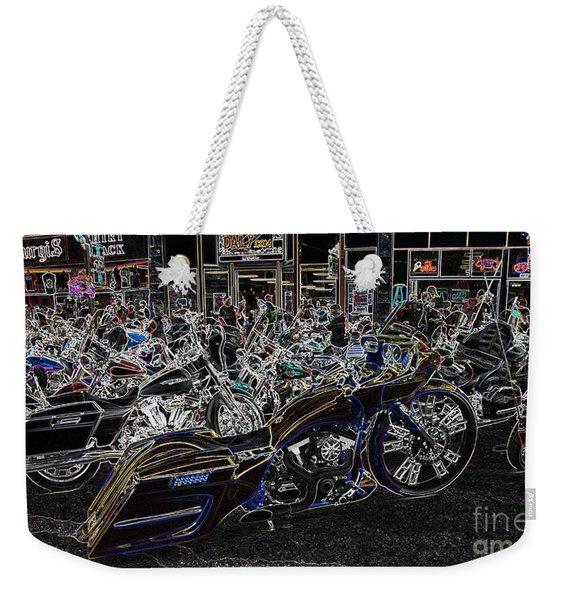 New Millennium Weekender Tote Bag