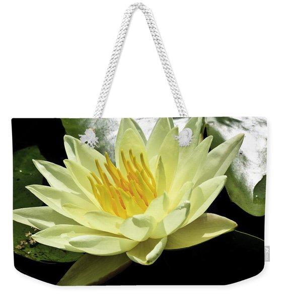 Nymphaea  Weekender Tote Bag