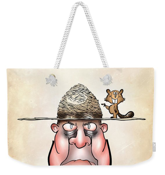 O Canada Weekender Tote Bag