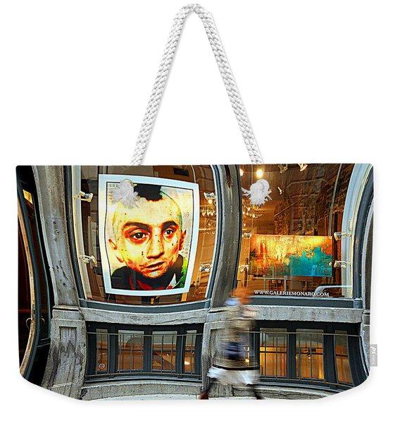 Observed Weekender Tote Bag