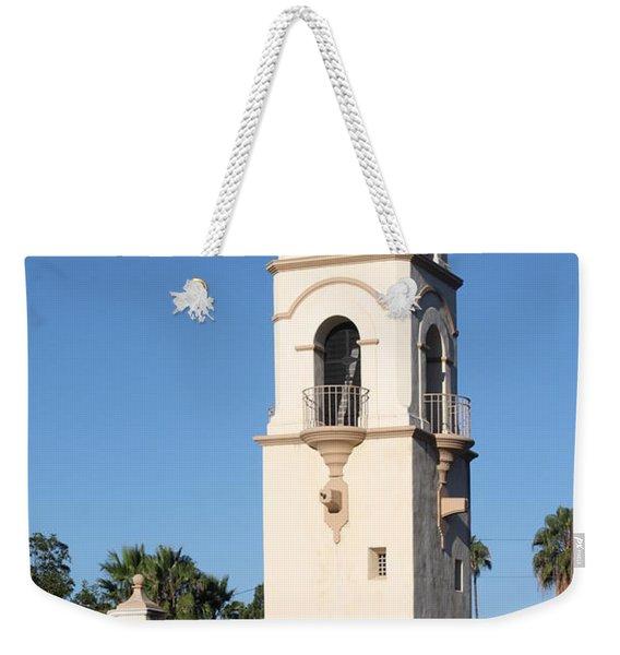 Ojai Post Office Tower Weekender Tote Bag