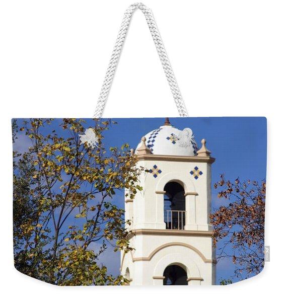 Ojai Tower Weekender Tote Bag