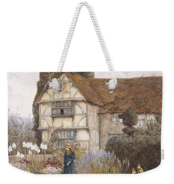 Old Manor House Weekender Tote Bag