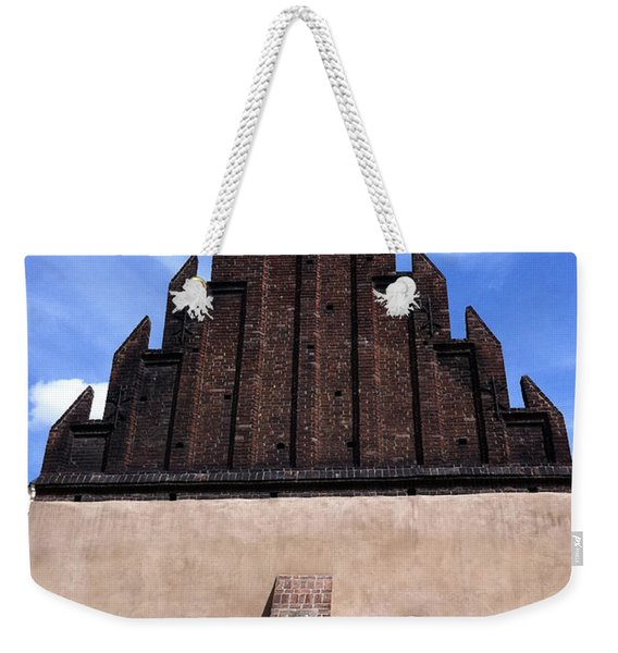 Old New Synagogue Weekender Tote Bag