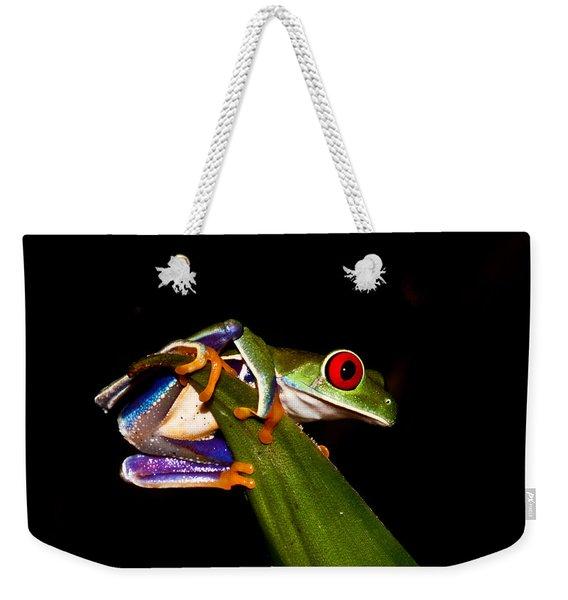 One Two Three Jump Weekender Tote Bag