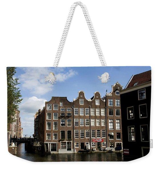 Oudezijds Voorburgwal Weekender Tote Bag
