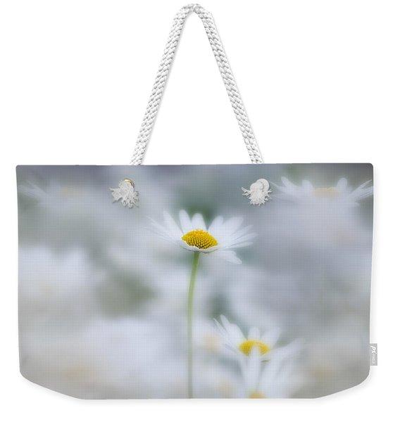 Ox-eyed Daisies, Kootenay National Weekender Tote Bag