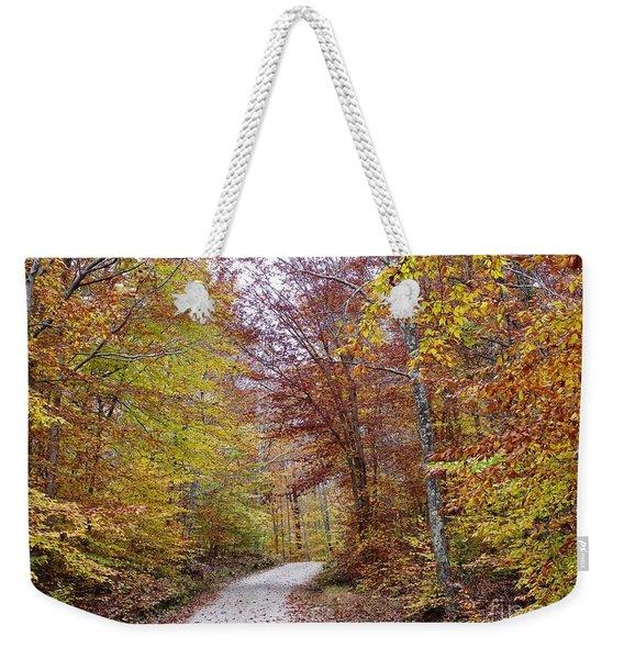 Pachaug State Forest Weekender Tote Bag