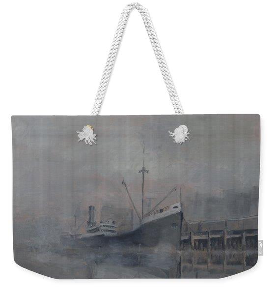 Pacific Trader Weekender Tote Bag