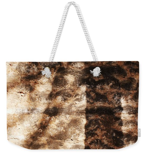 Palm Trunk Weekender Tote Bag