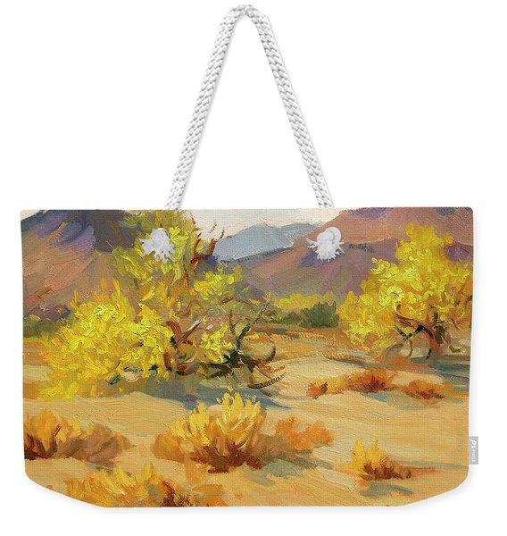 Palo Verde In Bloom Weekender Tote Bag