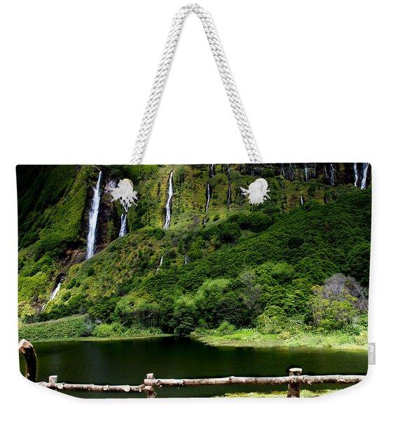 Paradise II Weekender Tote Bag