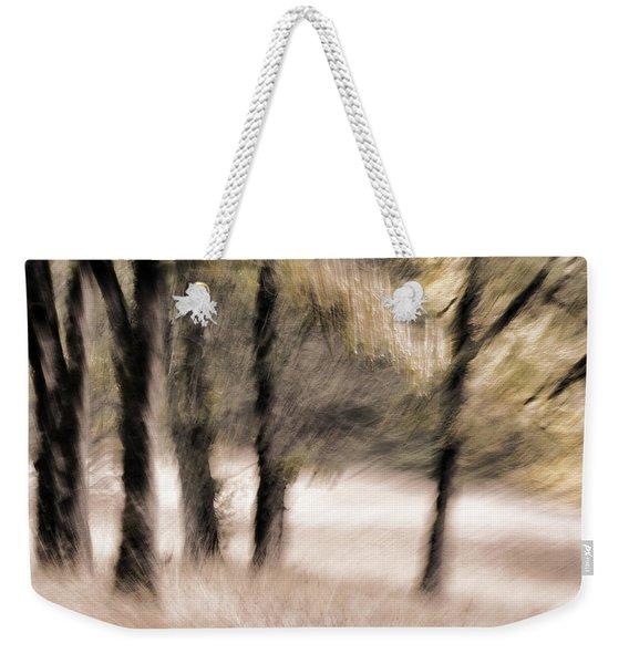 Passing By Trees Weekender Tote Bag