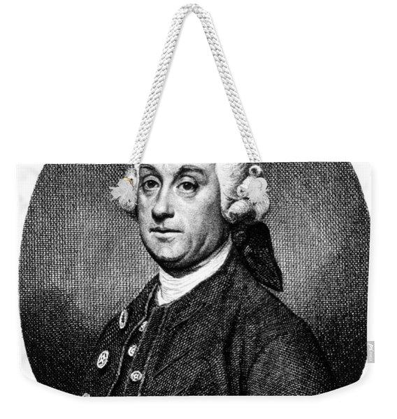 Percivall Pott, English Surgeon Weekender Tote Bag