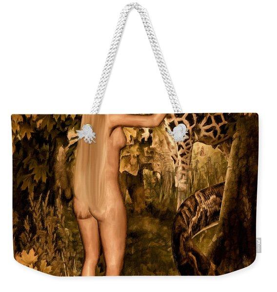 Persuaded Weekender Tote Bag