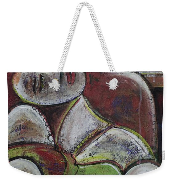 Picasso Dream For Luna Weekender Tote Bag
