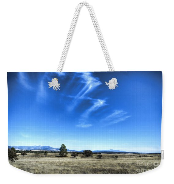 Point Of Pines - San Carlos Indian Reservation Weekender Tote Bag