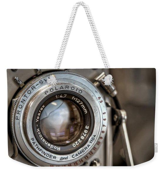 Polaroid Pathfinder Weekender Tote Bag