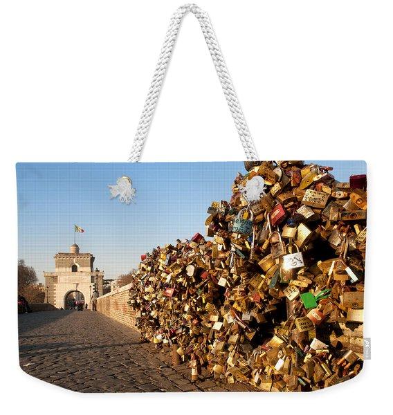 Ponte Milvio Weekender Tote Bag