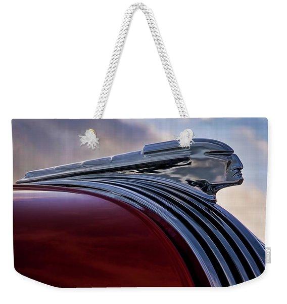 Pontiac Chief Weekender Tote Bag