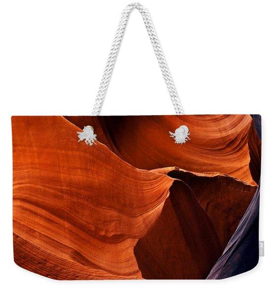 Portal Of The Sun Weekender Tote Bag