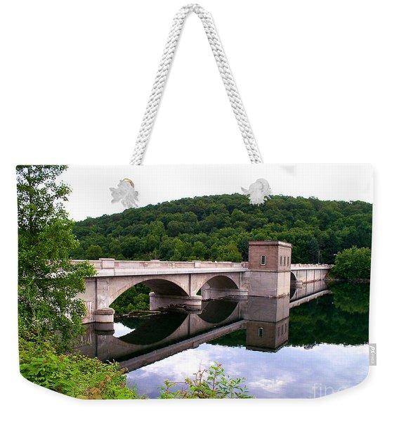 Prettyboy Dam Weekender Tote Bag