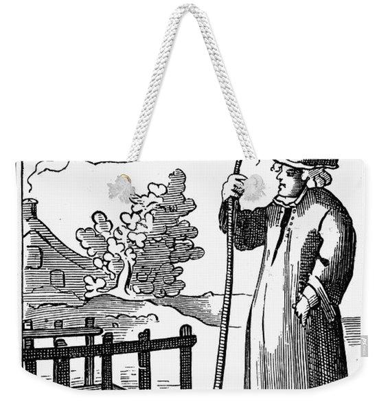 Puritans: Satire, C1650 Weekender Tote Bag