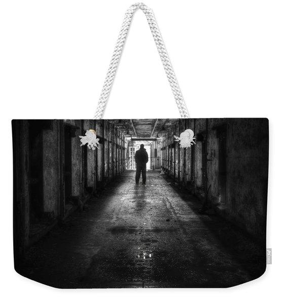 Put My Name On The Walk Of Shame Weekender Tote Bag