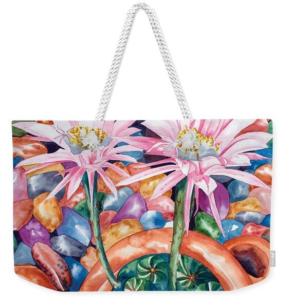 Queen Of The Night IIi Weekender Tote Bag