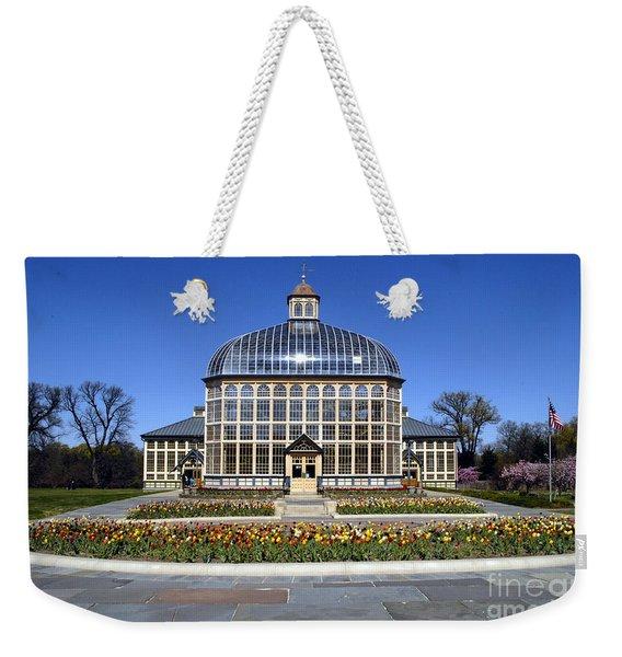 Rawlings Conservatory And Botanic Gardens Of Baltimore 1 Weekender Tote Bag
