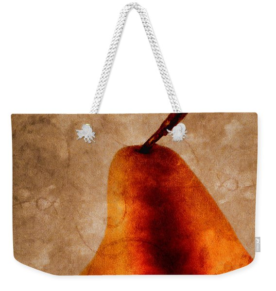 Red Pear I Weekender Tote Bag