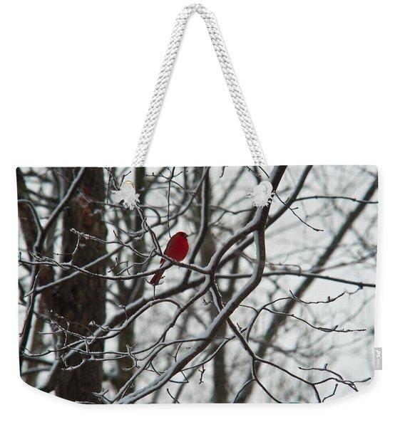 Redbird Poised Weekender Tote Bag