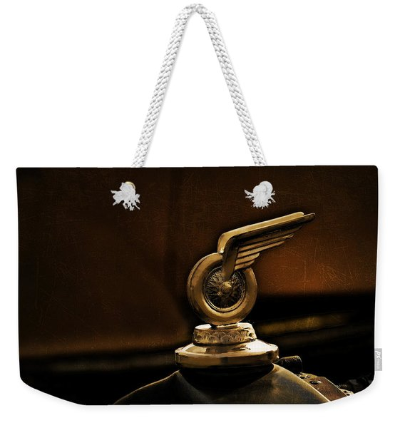 Redwing Mascot Weekender Tote Bag