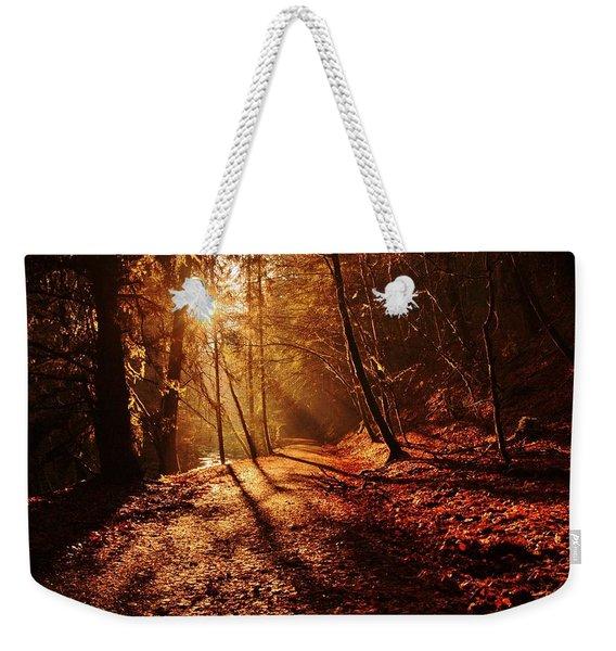 Reelig Sun Weekender Tote Bag