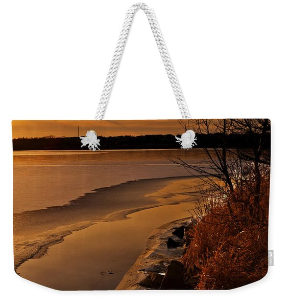 Refreeze Weekender Tote Bag