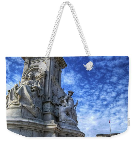 Regina Imperatrix 2.0 Weekender Tote Bag