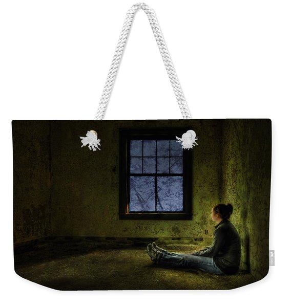 Release Me Weekender Tote Bag