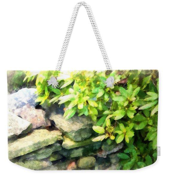 Rhodas And Stones Weekender Tote Bag