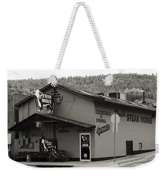 Rod's Steak House Weekender Tote Bag