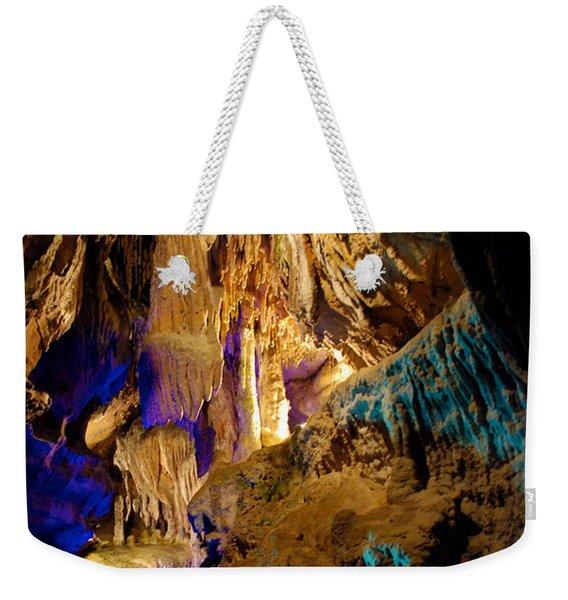 Ruby Falls Cavern 2 Weekender Tote Bag