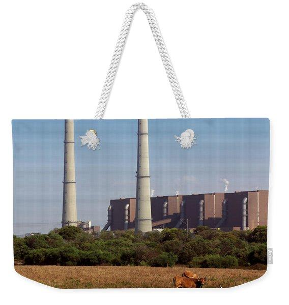 Rural Power Weekender Tote Bag