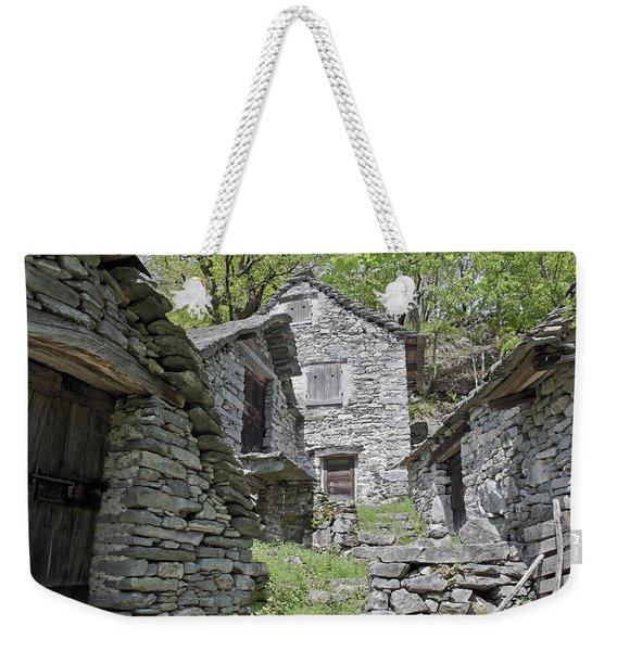 Rustici Weekender Tote Bag