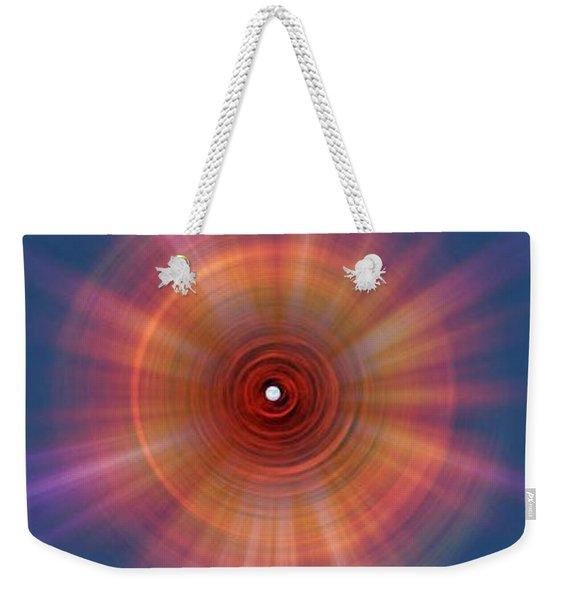Sacred Insight Weekender Tote Bag