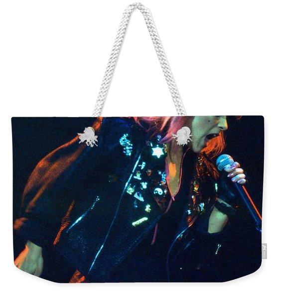 Samantha Fox Weekender Tote Bag
