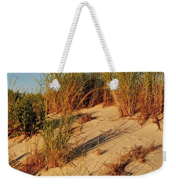 Sand Dune II - Jersey Shore Weekender Tote Bag