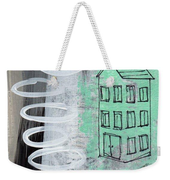 Secret Cottage Weekender Tote Bag